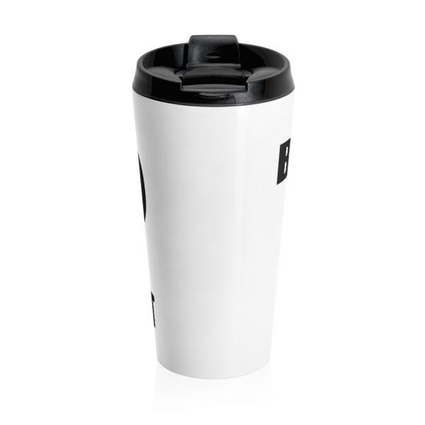 Bossed up academy mug